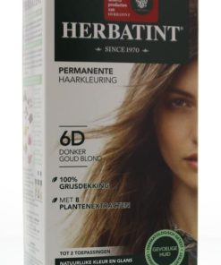 Herbatint 6D Dark gold blonde
