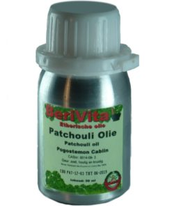 Patchouli Olie 50ml | Etherische Olie